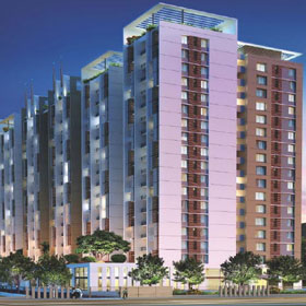 Apartment for sale in saligramam